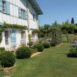Les Volets bleus chambre d'hôtes à Arcangues au Pays basque