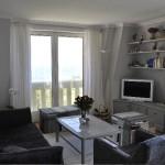 L'appartement des Volets Bleus en location sur le golf d'ilbarritz face à l'océan