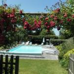 Location de vacances Pays basque avec piscine