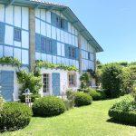"""La maison d'hôtes les Volets Bleus à 5"""" de Biarritz"""
