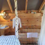 La Cabane de Mathilde des Volets Bleus