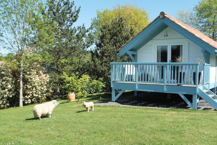 location de vacances Cabane de Mathilde Pays Basque