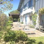 Location de vacances les Volets Bleus proche de Biarritz